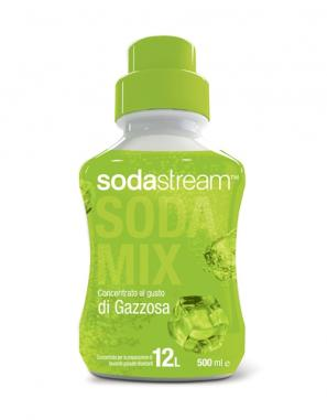 Recharge Sodastream  for the system Sodastream  Sodastream Sodastream Concentrato Gazzosa