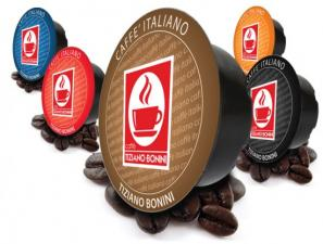 Compatible Coffee Capsules for the system Lavazza a Modo Mio Caffè Bonini Assaggio Caffè