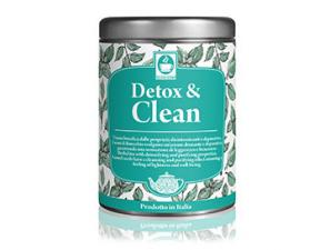 The and Tisane  for the system The and herbal teas  Caffè Bonini Detox & Clean
