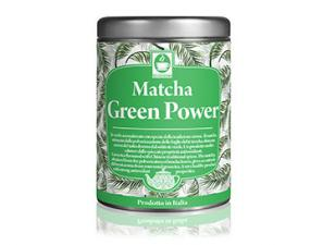 The and Tisane  for the system The and herbal teas  Caffè Bonini Matcha Green Power
