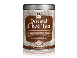 The and Tisane  for the system The and herbal teas  Caffè Bonini Oriental Chai Tea