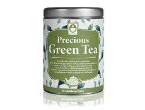 The and Tisane  for the system The and herbal teas  Caffè Bonini Precious Green Tea