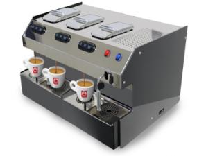 Macchine da caffè Caffè Bonini Macchina 3 Gruppi Con Vaporizzatore