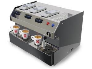 Caffè Bonini Macchina 3 Gruppi Con Vaporizzatore