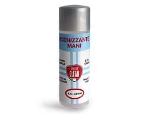 Detergents and Sanitizers  for the system Lavazza Double Dose Preatty Clean Hand Sanitizing Gel