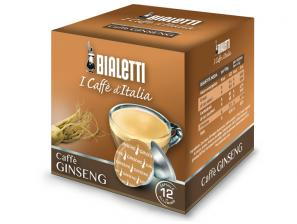 Capsule Original Drinks for the system Bialetti Mokespresso Bialetti Ginseng