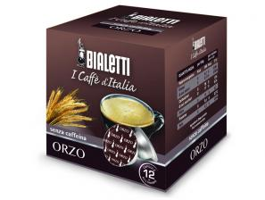 Capsule Original Drinks for the system Bialetti Mokespresso Bialetti Orzo