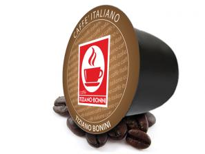 Original Coffee Capsules for the system Bonini Club Caffè Bonini Classico