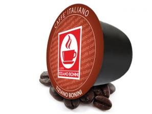 Original Coffee Capsules for the system Bonini Club Caffè Bonini Corposo