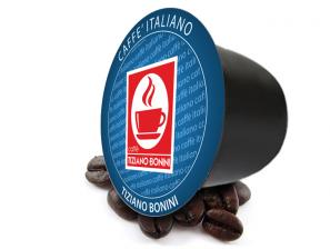 Original Coffee Capsules for the system Bonini Club Caffè Bonini Decaffeinato