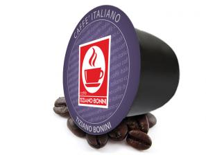 Original Coffee Capsules for the system Bonini Club Caffè Bonini Eccelso