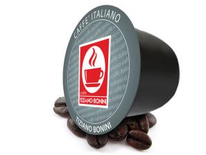 Original Coffee Capsules for the system Bonini Club Caffè Bonini Lungo