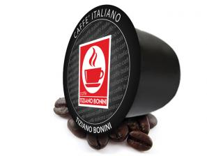 Original Coffee Capsules for the system Bonini Club Caffè Bonini Ristretto
