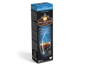 Compatible Coffee Capsules for the system Caffitaly Professional Caffè Tre Venezie Decaffeinato