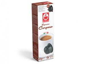 Compatible Coffee Capsules for the system Verismo by Starbucks Caffè Bonini Corposo