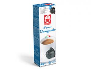 Compatible Coffee Capsules for the system Cafissimo  Caffè Bonini Decaffeinato