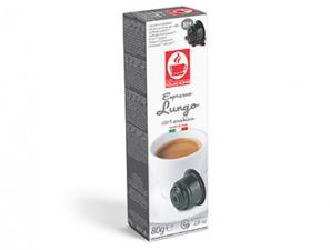 Compatible Coffee Capsules for the system Cafissimo  Caffè Bonini Lungo