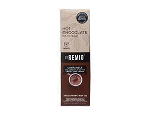 Kapsel Kompatibel Getränke Caffitaly an das System Gimoka Cioccolata Calda St Remio