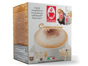 Capsule Compatible Drinks for the system Nescafé Dolce Gusto Caffè Bonini Cappuccino