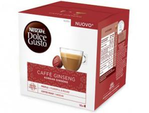 Capsule Original Drinks for the system Nescafé Dolce Gusto Nescafè Ginseng