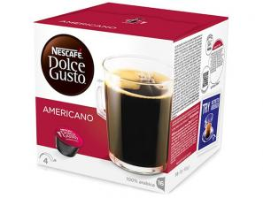 Original Coffee Capsules for the system Nescafé Dolce Gusto Nescafè Americano