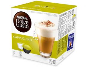Capsule Original Drinks for the system Nescafé Dolce Gusto Nescafè Cappuccino