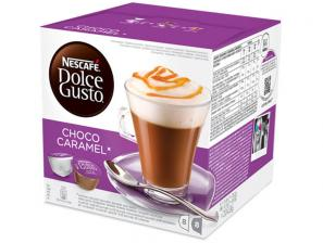 Capsule Original Drinks for the system Nescafé Dolce Gusto Nescafè Choco Caramel