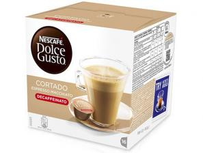 Capsule Original Drinks for the system Nescafé Dolce Gusto Nescafè Cortado Decaffeinato