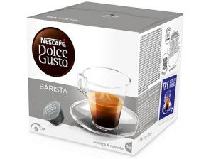 Original Coffee Capsules for the system Nescafé Dolce Gusto Nescafè Espresso Barista
