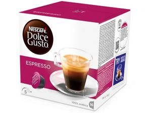 Original Coffee Capsules for the system Nescafé Dolce Gusto Nescafè Espresso