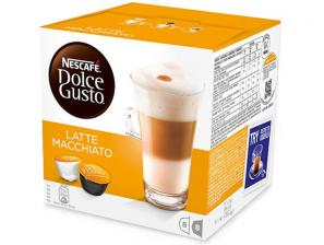 Capsule Original Drinks for the system Nescafé Dolce Gusto Nescafè Latte Macchiato