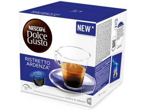 Original Coffee Capsules for the system Nescafé Dolce Gusto Nescafè Ristretto Ardenza