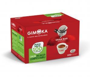 Cialde Caffè Compatibili ESE 44mm Gimoka Gimoka Gran Bar