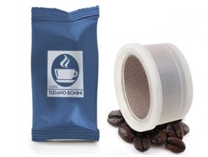 Compatible Coffee Capsules for the system Illy UNO System Caffè Bonini Decaffeinato