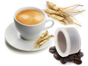 Capsule Compatible Drinks for the system Illy UNO System Caffè Bonini Ginseng