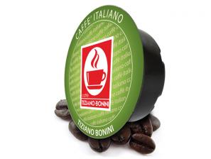 Compatible Coffee Capsules for the system Lavazza a Modo Mio Caffè Bonini Carioca