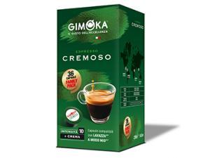Capsule Caffè Compatibili Lavazza a Modo Mio Gimoka Cremoso