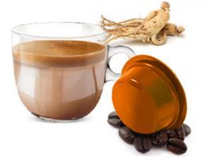 Capsule Bevande Compatibili Lavazza a Modo Mio Caffè Bonini Ginseng Amaro