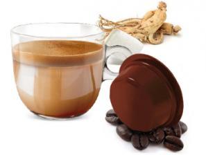 Capsule Compatible Drinks for the system Lavazza a Modo Mio Caffè Bonini Ginseng Dolce