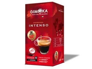 Capsule Caffè Compatibili Lavazza a Modo Mio Gimoka Intenso