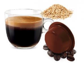 Capsule Compatible Drinks for the system Lavazza a Modo Mio Caffè Bonini Soluble barley