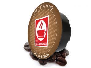 Kompatibel Kaffeekapseln Lavazza a Modo Mio an das System Caffè Bonini Classico
