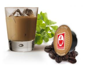 Flavored Coffee Capsules Compatible for the system Lavazza a Modo Mio Caffè Bonini Crema Di Whisky
