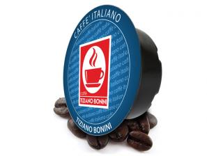 Compatible Coffee Capsules for the system Lavazza a Modo Mio Caffè Bonini Decaffeinato
