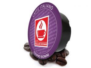 Kompatibel Kaffeekapseln Lavazza a Modo Mio an das System Caffè Bonini Forte