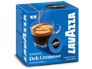 Original Coffee Capsules for the system Lavazza a Modo Mio Lavazza Dek Cremoso