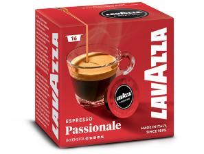 Original Kaffee Kapseln Lavazza a Modo Mio an das System Lavazza Passionale