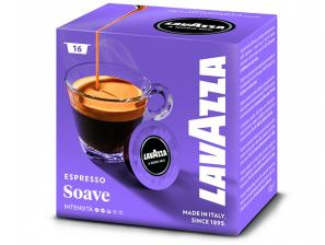Original Coffee Capsules for the system Lavazza a Modo Mio Lavazza Soave
