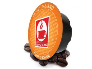 Compatible Coffee Capsules for the system Lavazza a Modo Mio Caffè Bonini O'vesuvio