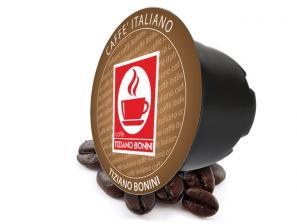 Lavazza Blue aan het systeem  Caffè Bonini Classico